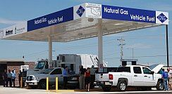 Tahlequah Compressed Natural Gas Fueling Station