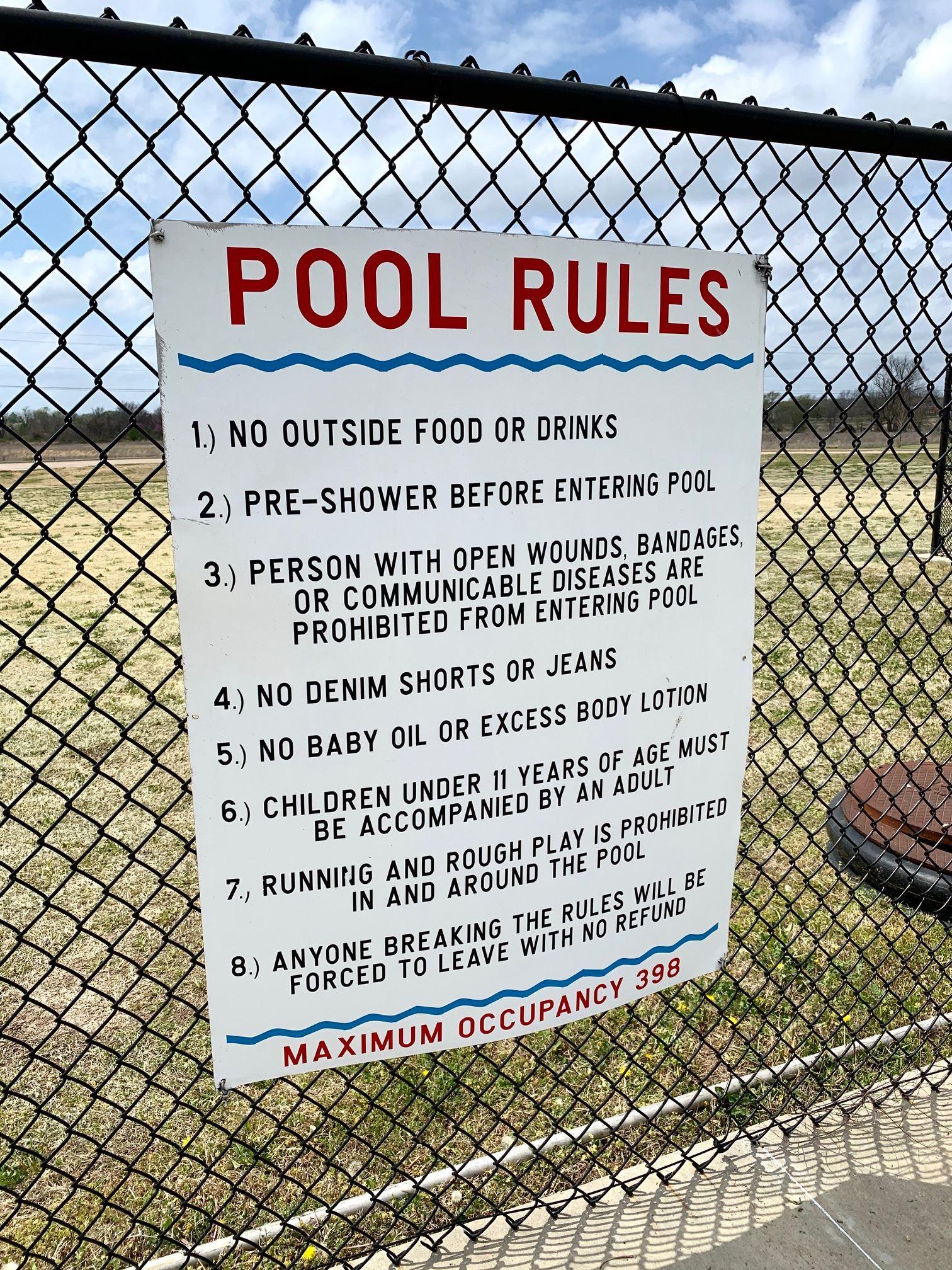 Pool Rules Sign(JPG)